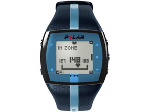Polar FT4M 90047622 training computer  Blue Blue