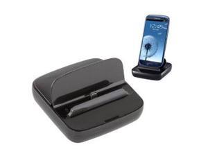 Samsung Galaxy S3 S III Multimedia Dock - Desktop Charger EDD-D200BEGSTA Black
