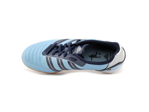 Adidas Predito IN Soccer Cleats Shoes Blue Womens