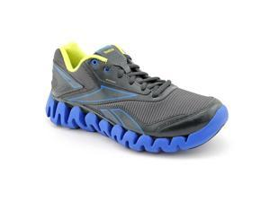 Reebok ZigActivate Youth Boys Size 5.5 Gray Cross Training Shoes New/Display