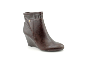 Franco Sarto Vox Womens Size 9.5 Brown Fashion Ankle Boots