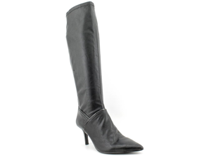 Nine West Alice Eve Womens Size 5.5 Black Fashion Knee-High Boots New/Display