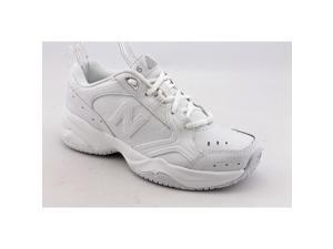 New Balance WX626 Womens Size 5 White Leather Sneakers Shoes