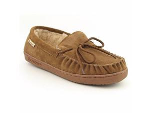 Bearpaw Moc II Womens Size 6 Brown Moccasin Moc Suede Moccasin Slippers Shoes