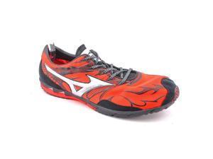Mizuno Wave Universe 4 Mens Red Mesh Running Shoes