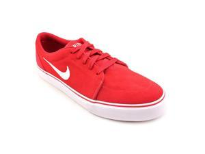 Nike Satire Mens Size 11.5 Red Suede Sneakers Shoes UK 10.5