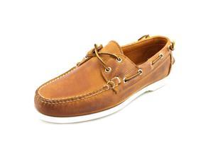 Ralph Lauren Telford II Mens Leather Boat Shoes