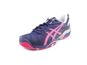 Asics Gel-Resolution 4 Womens Size 12 Purple Tennis Shoes