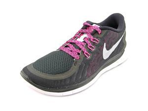 Nike Free 5.0 (GS) Youth US 5 Black Running Shoe