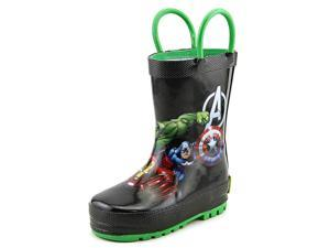 Western Chief Avengers Force Toddler US 5 Black Rain Boot UK 4 EU 20