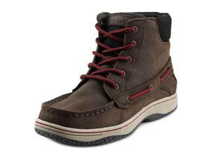 Sperry Top Sider Billfish Boot Youth US 2 Brown Boot
