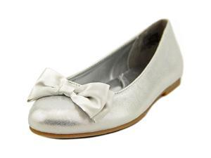Kenneth Cole Reaction Kids Swing It Youth US 2 Silver Mary Janes