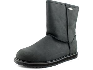 Emu Australia Paterson Women US 11 Black Winter Boot