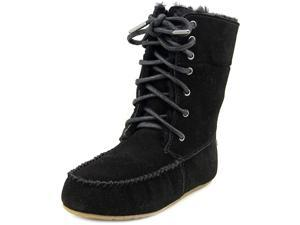 Emu Australia Brooklyn Women US 6 Black Winter Boot