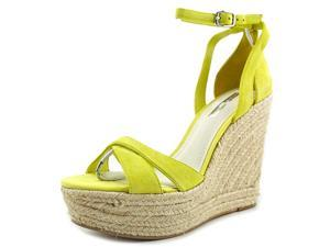 BCBGeneration HOLLY Women US 6 Yellow Platform Heel