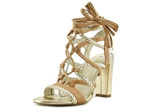 BCBGeneration Ronny Women US 5 Gold Sandals