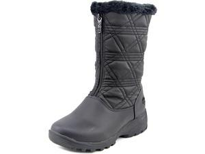 Totes Randy Women US 9 Black Winter Boot