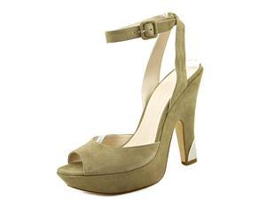 BCBGeneration Nellie Women US 9.5 Tan Platform Heel