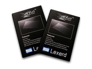 Lexerd - SAMSUNG Seek SPH-M350 TrueVue Anti-glare Cell Phone Screen Protector (Dual Pack Bundle)