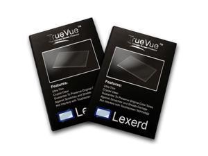 Lexerd - Gigabyte T1005 Tablet TrueVue Crystal Clear Laptop Screen Protector (Dual Pack Bundle)