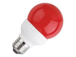 Westinghouse 03451 - 1G19/LED/R 1W RED Globe LED Light Bulb