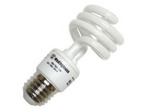 Westinghouse 37714 - 13MINITWIST/50 Twist Medium Screw Base Compact Fluorescent Light Bulb