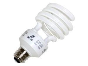 LongStar 00165 - FE-IIS-30W/50K Twist Medium Screw Base Compact Fluorescent Light Bulb