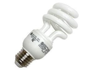 GE 25183 - FLE15HT3/2/841 Twist Medium Screw Base Compact Fluorescent Light Bulb