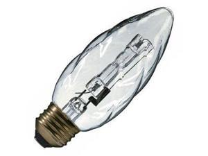 GE 10044 - 60BTT/POST/CD Decorative Halogen Light Bulb
