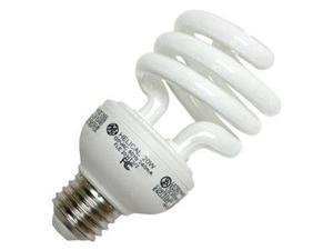 GE 25186 - FLE20HT3/2/841 Twist Medium Screw Base Compact Fluorescent Light Bulb