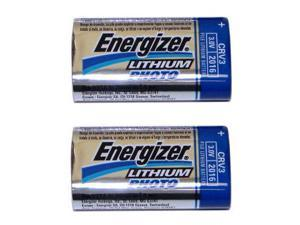 Energizer-Eveready 04288 - ELCRV3BP2 3 Volt Lithium e2 Photo / Camera Battery 2 Pack (ELCRV3BP2)