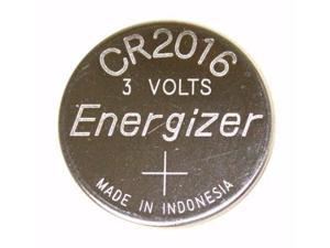 Energizer-Eveready 08861 - ECR2016 3 Volt Lithium Button Cell Watch / Garage Door / Calculator / Medical Battery (ECR2016BP)
