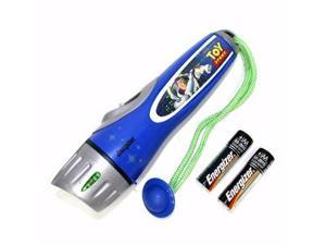 Energizer-Eveready 05602 - Disney Pixar Toy Story Buzz Lightyear Krypton Flashlight (BUZ2AAEN)
