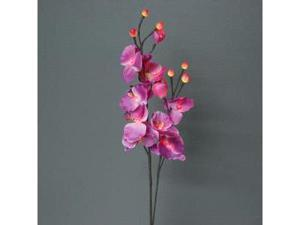 "Light Garden 00021 - 31"" Pink Orchid Electric Lighted Branch (16 Pink Lights)"