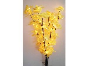 Creative Motion 12875 - 12875-4 Electric Lighted Blossoms and Flowers