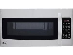 LG LMVH1711ST 1.7 cu. ft. Over-the-Range 950W Microwave Oven with 1,500W Convection