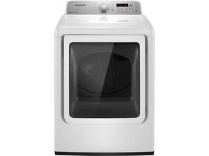 Samsung DV422EWHDWR 7.2 cu. ft. Super Capacity Electric Front Load Dryer