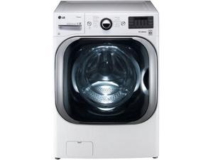 "29"" Front Load Steam Washer with 5.1 cu. ft. Capacity, 14 Washing Programs, 5 Temperature Settings, TurboWash and Steam Technology: ..."