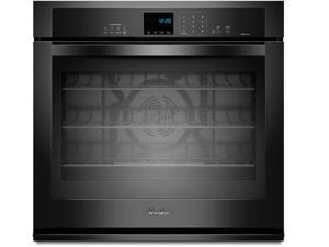 Whirlpool  WOS92EC7AB:  Gold  ®  4.3  cu.  ft.  Single  Wall  Oven  with  True  Convection  Cooking