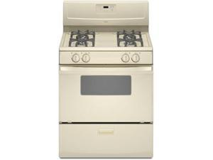 "30"" Freestanding Gas Range with 4 Semi-Sealed Burners, Cast-Iron Grates, 4.4. cu. ft. Standard Clean Oven, 2 Adjustable Oven ..."