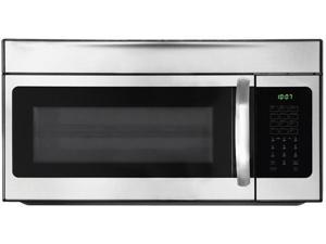 1.5 cu. ft. Over the Range Microwave Oven with 900 Cooking Watts, Bake/Brown Convection Option, Multi-Stage Cooking, 300 ...