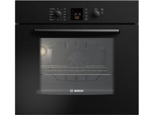 "30"" Electric Wall Oven with Convection Bake & Roast, 10 Cooking Modes and Glass Touch & Knob Controls: Black"