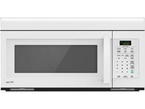 1.6 cu. ft. Over-the-Range Microwave Oven with 300 CFM Venting System, 1,000 Cooking Watts, 10 Power Levels, Auto Defrost/Reheat ...