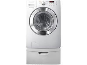 Samsung WF365BTBGWR 3.6 cu. ft. Large Capacity Front Load Washer, White