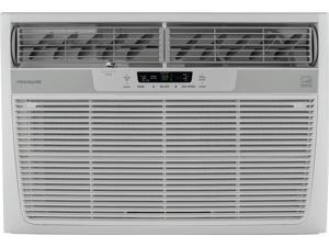 22,000 BTU Room Air Conditioner with 9.8 EER, R-410A Refrigerant, 7.2 Pts/Hr Dehumidification, Clean Air Ionizer, Full-Function Remote Control and 230/208 Volts