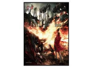 Machina Kunagiri and Rem Tokimiya Final Fantasy Type-0 Wall Scroll fabric poster Anime Wall Scrolls