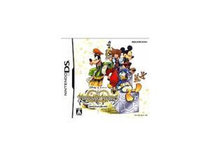 Kingdom Hearts Re:coded Nintendo DS Game (Japanese Version) Video Games