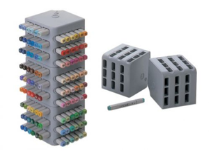 Copic Block Stand [Quantity 1] Marker Organizer Storage Copics Desk Display COPIC