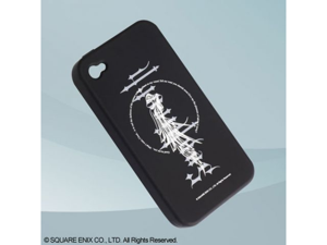 One-Winged Angel (Sephiroth) Final Fantasy Advent Children iPhone 4 Case Cell Phone Accessories