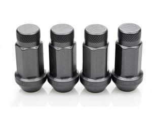 Password:JDM Aluminum Lug Nuts Gunmetal (20 Pack Extended Close End) 12 x 1.5
